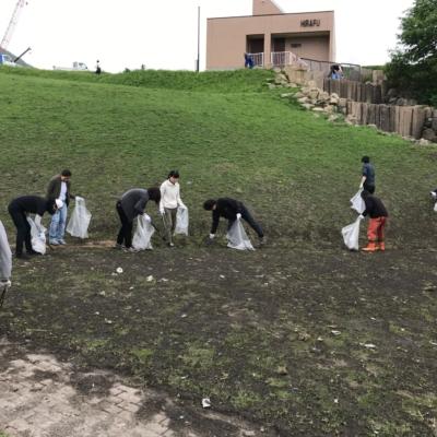 2017 05 22 Hirafu Niseko Spring Clean Up 9
