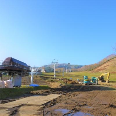 Annupuri Dream Quad Lift October 2017