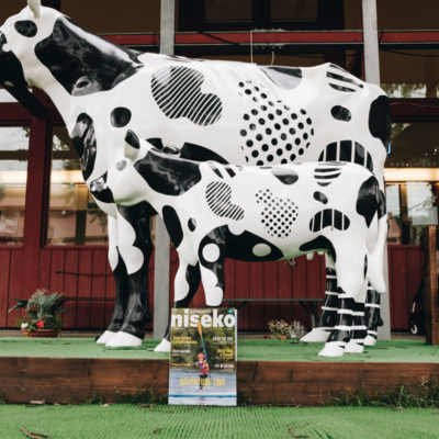Experience Niseko Magazine at Milk Kobo