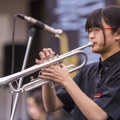 Mt. Youtei Junior Jazz Band