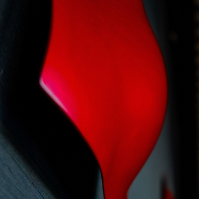 An Dining Red Sculptures Lr 814