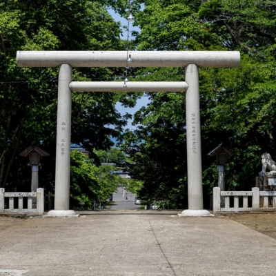 Chinowa Kuguri In Iwanai Town Shrine June 30 2017 5