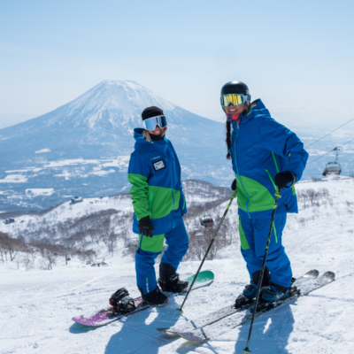 Enjoy 6 days of group lessons with the expert team at GoSnow