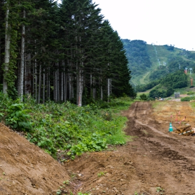 Hirafu Construction Family Quad 1 Update End Of August 2017 3