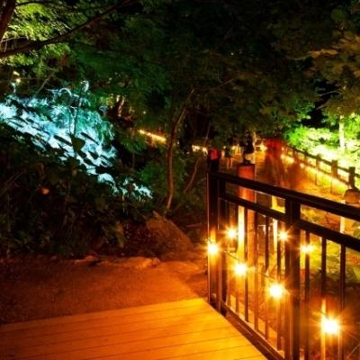 Jozankei Illumination
