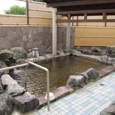 Konbu Yusenkaku Onsen Rotenburo Outdoor Pool