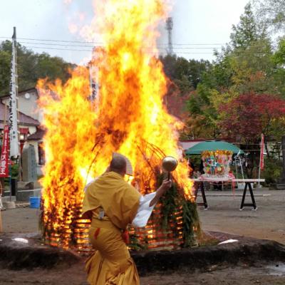 Konpira Matsuri Fire 2018 11