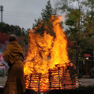 Konpira Matsuri Fire 2018 15