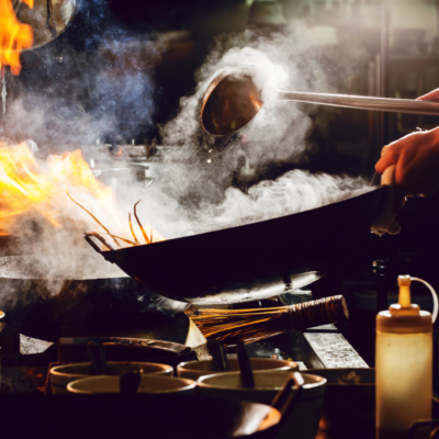 Kumo Restaurant chefs