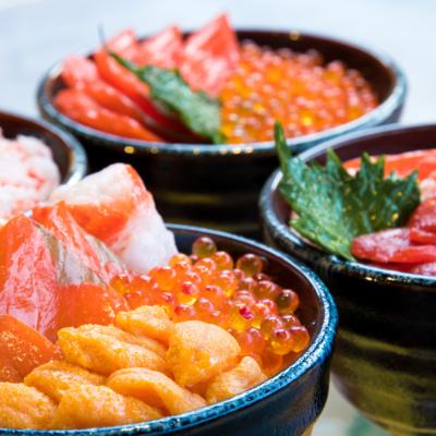 Kumo Restaurant Donburi