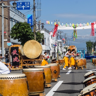 Kutchan Town Jaga Matsuri Potato Festival 2017 4729