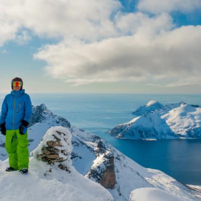 Kvaløya Norway 1