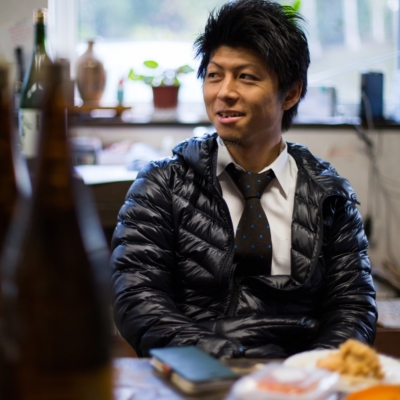 Maeda San From An Dining And An Deli