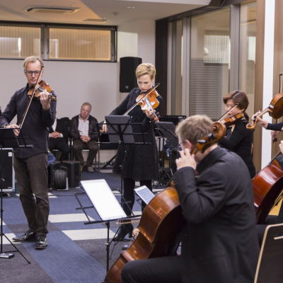 Members of The Australian Chamber Orchestra