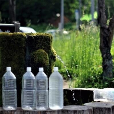 Niseko Sakamoto Park Spring Water 2