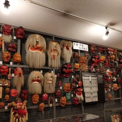 Otaru Tenguyama Masks