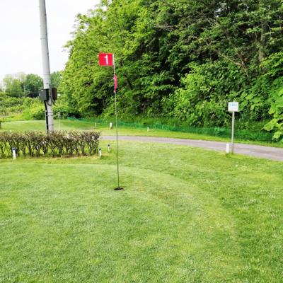 Park Golf Goal