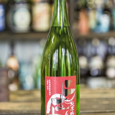 Red Junmai Niseko Sake Brewery