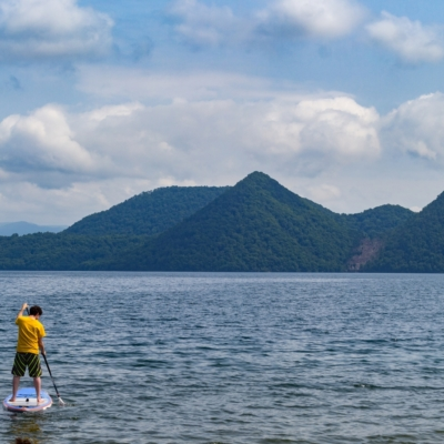 Rhythm Sup Tour At Lake Toya Summer 2017 10