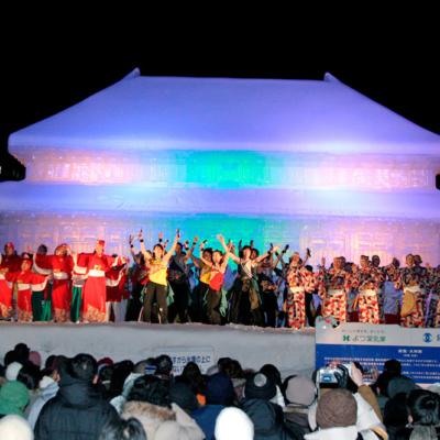 Sapporo Snow Festival3