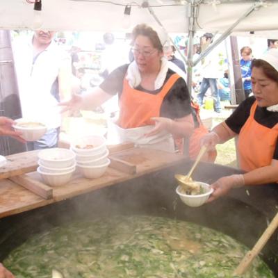 Shakotan Soran Soran Mikaku Festival Seafood Soup