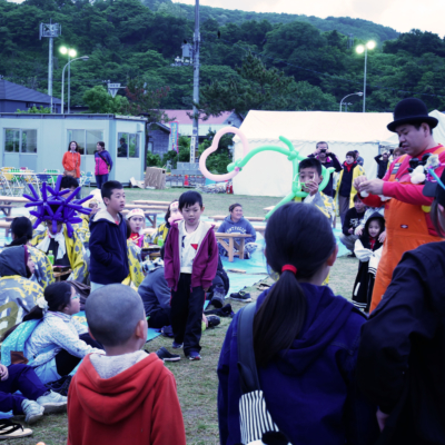 Shakotan Soran Mikaku Festival 2018 Balloon show