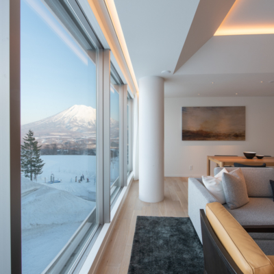 Skye Niseko provides luxurious interiors