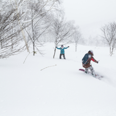 The House Of Powder In The Backcountry With Jenny Jones And Acme