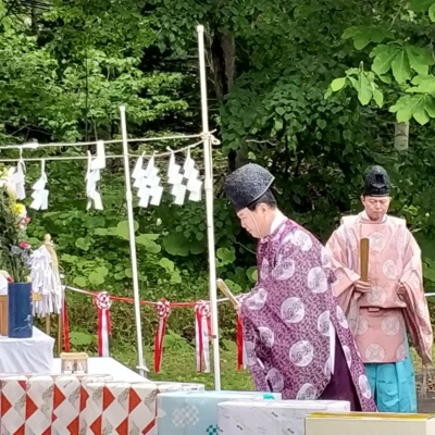 Yotei Summer Trail Opening 2018 6