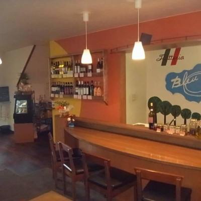 Bleu Cielo Front And Bar