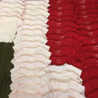 Yuichi Hasegawa Making Niseko T-shirts 7