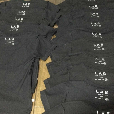 Yuichi Hasegawa Making Niseko T-shirts 8