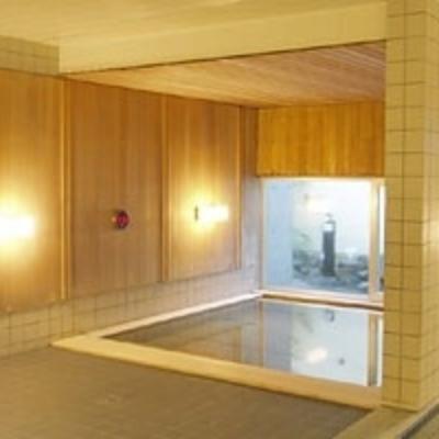 Kiranoyu Onsen Hinoki Japanese Cypress Bath