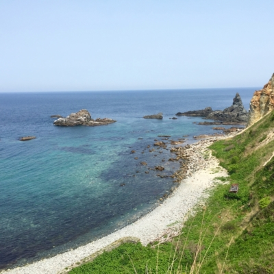 Beautiful coastal beaches and picturesque rock formations