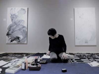 Calligraphy Workshop At Kiyoe Gallery 5
