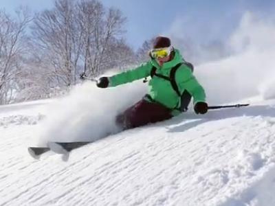 2015 Niseko backcountry highlights