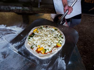 Niseko Green Farm Pizza Making