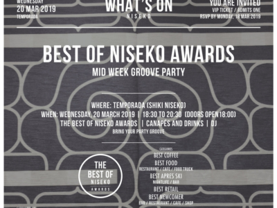 Best of Niseko 2019
