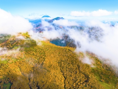 Autumn Landscapes Drone Shots October 2016 Hidde Hageman 4 Above The Clouds