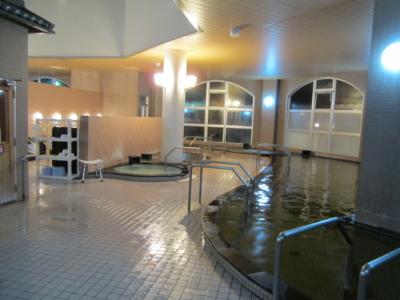 Konbu Yusenkaku Onsen Inside Pool