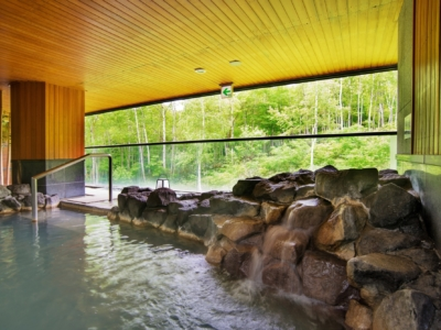 One Niseko Resort Towers Summer Rotenburo Onsen
