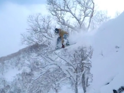 Powder Paradise Niseko In February Video Screenshot Thumbnail