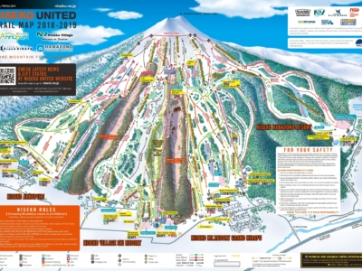 Winter 2018 19 Niseko United Map En Front