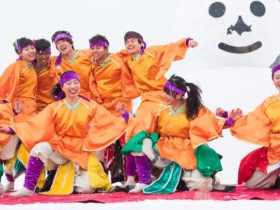 Yukitopia 2018 Kutchan Town Dancers 8
