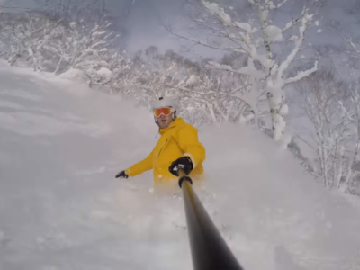 Niseko In January Screenshot