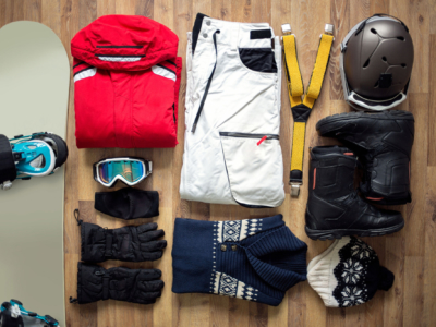 Ski Equipment 2