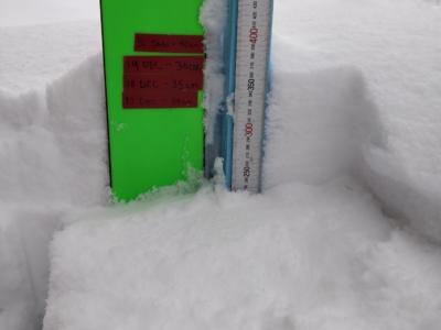 Snow Report090118