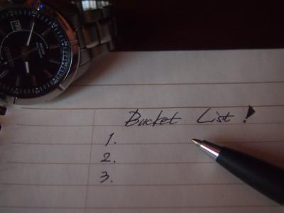The Bucket List 734593