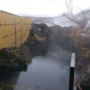 Niimi Onsen Winter Rotenburo Outdoor Pool 3