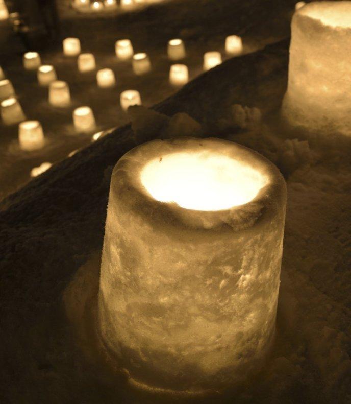 Otaru Candles 1
